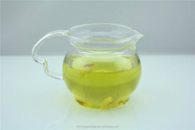 wide mouth glass tea pot