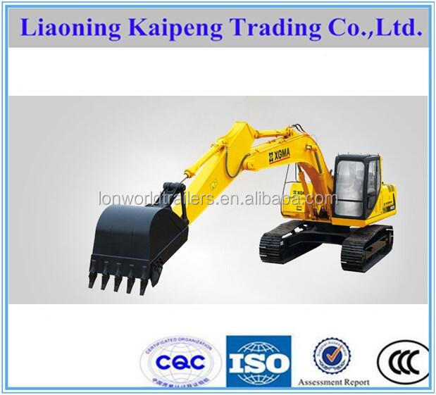 Chinese XGMA 822EL Crawler Hydraulic Excavator for sale
