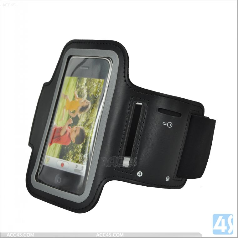 Sport armband jogging case for iphone 4 4s P-iPHN4SCASE039