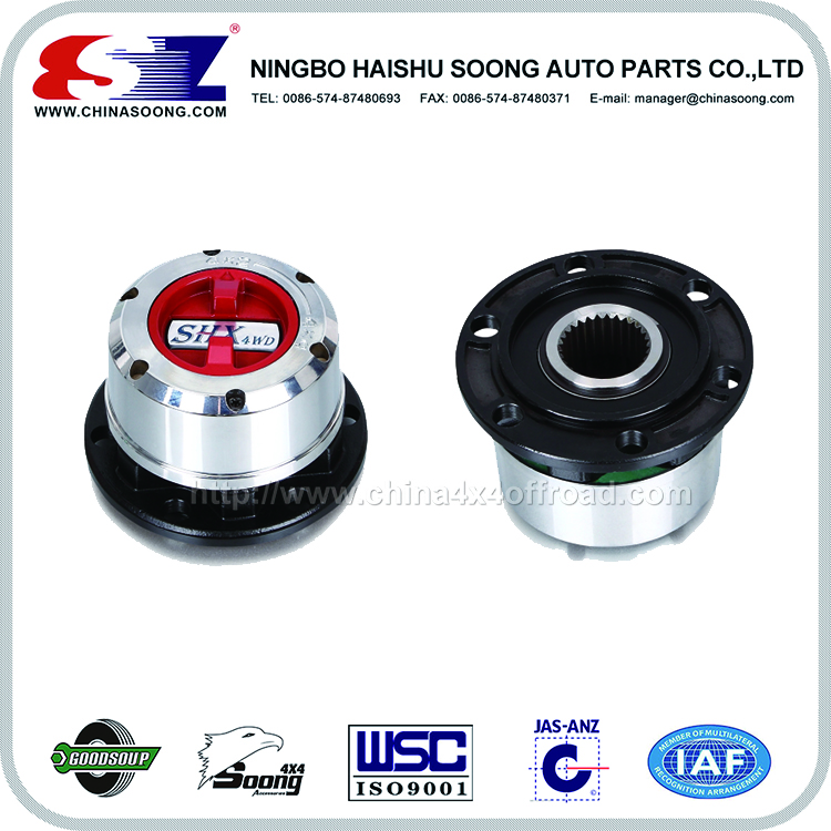 Professional Auto Part OEM Manufacturing free wheel hubs for 4x4 B012HP