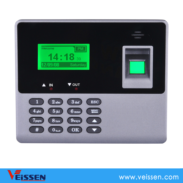 hot sale electronic fingerprint equipment/time clock