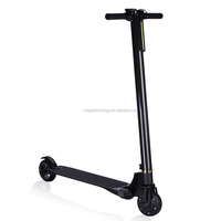 Carbon fiber scooter 250w brushless 35km Cheap folding electric scooter for adult Portable Lightweight Mobility Scooter