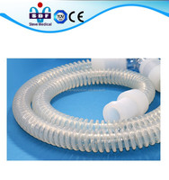 The anesthesia machine and ventilator breathing circuit smooth tube