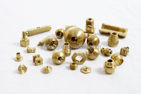 Brass Nuts, Plugs, Screws, Couplings, Decorative Balls, Stand-Offs, Sleeves
