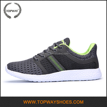2017 China running air style mesh sport shoes and sneakers for men
