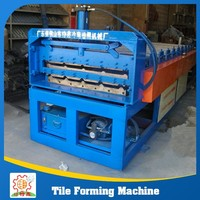 Automatic color cold steel roof tiles machine south africa