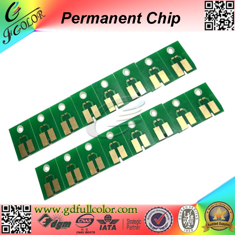 UV Ink Permanent Reset Chip for Roland LEF-300 Printer