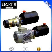 12v Electric Hydraulic Pump Electric Power Pack Hydraulic