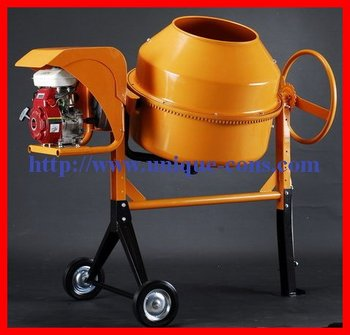 Unique Mobile Electric Motor Mini Beton Mikser