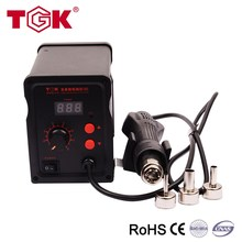 new product LED digital hot air rework soldering station
