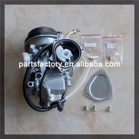2 seat motorcycle parts with PD36J carburetor