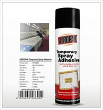 AEROPAK clear waterproof fabric glue