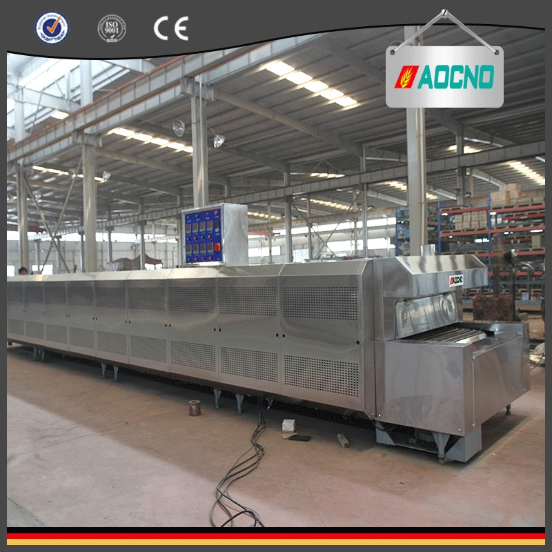 Factory Directly tunel oven manufacturer food baking