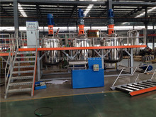 Wall paint production equipment, water based paint production line, water-based paint production line