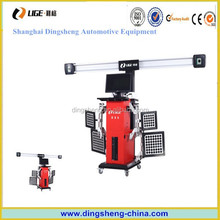 High efficiency vehicle tire changer , tire balancer, four wheel alignment