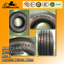 China Good Price GM ROVER New Heavy Duty Radial Truck Tires 315/80r 22.5