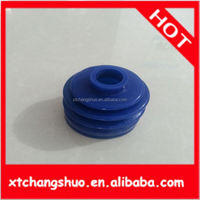 Low price rubber bellow dust covercar wheel hub cap pajero ball joint cover