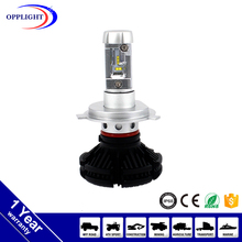 car accessories led headlight drive light for land cruiser led head lamp