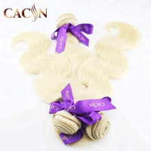Alibaba express china cheap different types of curly weave human blonde hair