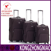 KZN K90 Alibaba online shop customized suitcase imported from china 20/24/28 inch trolley luggage set