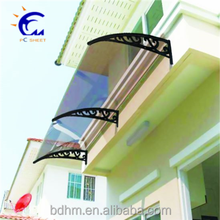 Top quality widely sales aluminum porch awning canopy