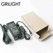 ul certificate plastic 24V 12V 36W power adapter for led light