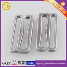 Design different metal bra slider bra hook bra buckle