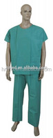 disposable medical PP/SMS Patient Gown hospital used