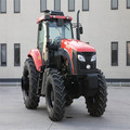 china cheap farm tractor lier 2004,200hp farm tractor 4 wheel drive