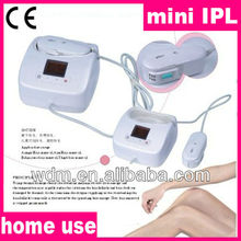 Newest home use ipl/mini laser hair removal