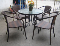 Foshan wholesale white plastic folding chair outdoor furniture