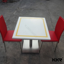 solid surface marble mosaic table top