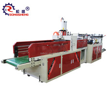 SS-DFR Plastic Nylon Extruder Garbage Bag Plastic Film Roll Making Machine