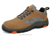 China pu rubber safety shoes manufacturer industry safety shoes price GT6349