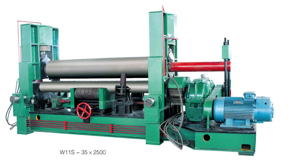 Factory price 3 rollers hydraulic <strong>steel</strong> sheet metal plate <strong>rolling</strong> <strong>machine</strong>