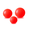 High Quality Funny Durable Solid Ball Rubber Dog Toy Ball for Dog Chew