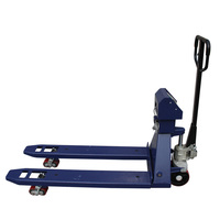 Electronic Hydraulic Hand ABS Plastic Printing Truck Pallet Scale