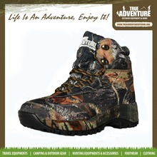 high quality camouflage shoes outdoor hiking climbing boots with best and low price