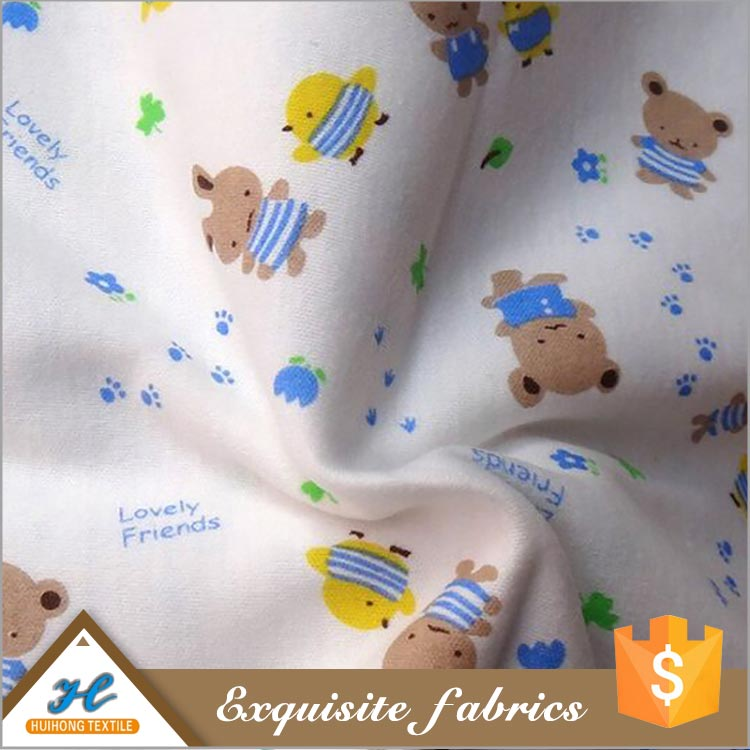 China Manufacturer Soft handle Baby Comfortable african print cotton fabric