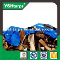 Weather Resistent Tarpaulin With Stripes