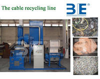 3E's Cable Recycling Machine/Copper wire recycling machine, get CE Marking