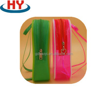 PVC backpack gift bag; PVC jelly, candy packing backpack bag