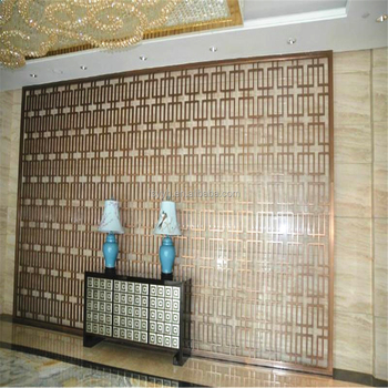 Commercial 304 stainless steel room divider