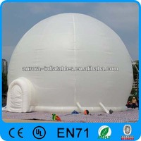 China manufactory customized made commercial pvc Giant Inflatable Dome Tent price