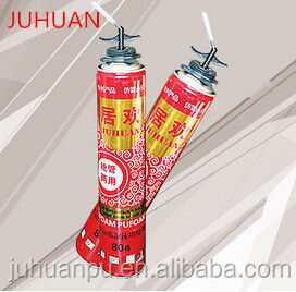rigid polyurethane foam pu foam waterproof spray adhesive