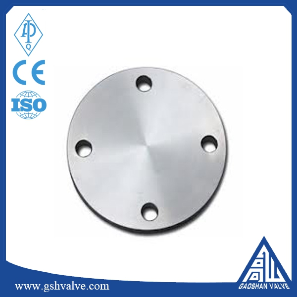 ANSI B16.5 Class 150 Carbon Steel Blind Flanges
