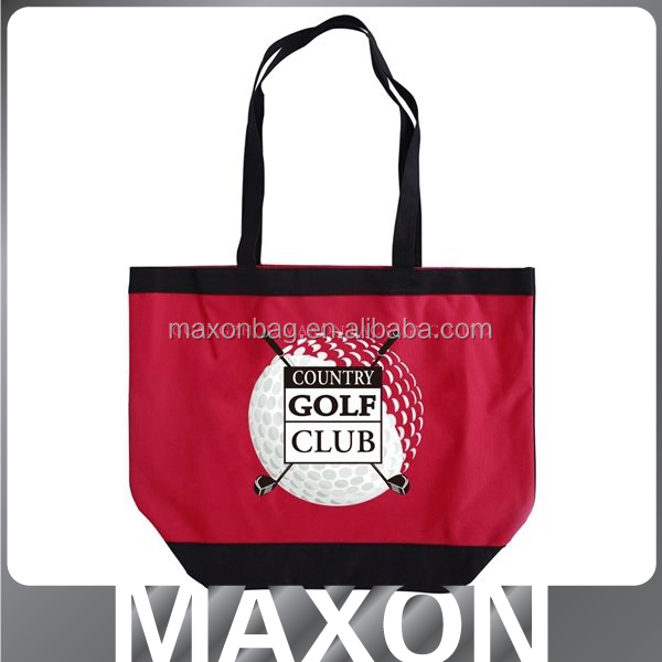 Lowest price Logo printing cheapest wholesale folding polyster bag