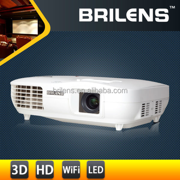 consumer electronics hd 3d led android projector lamp for benq mp515,home 3D movie theater projectors for sale
