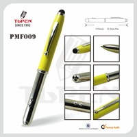 promotion led pen with light