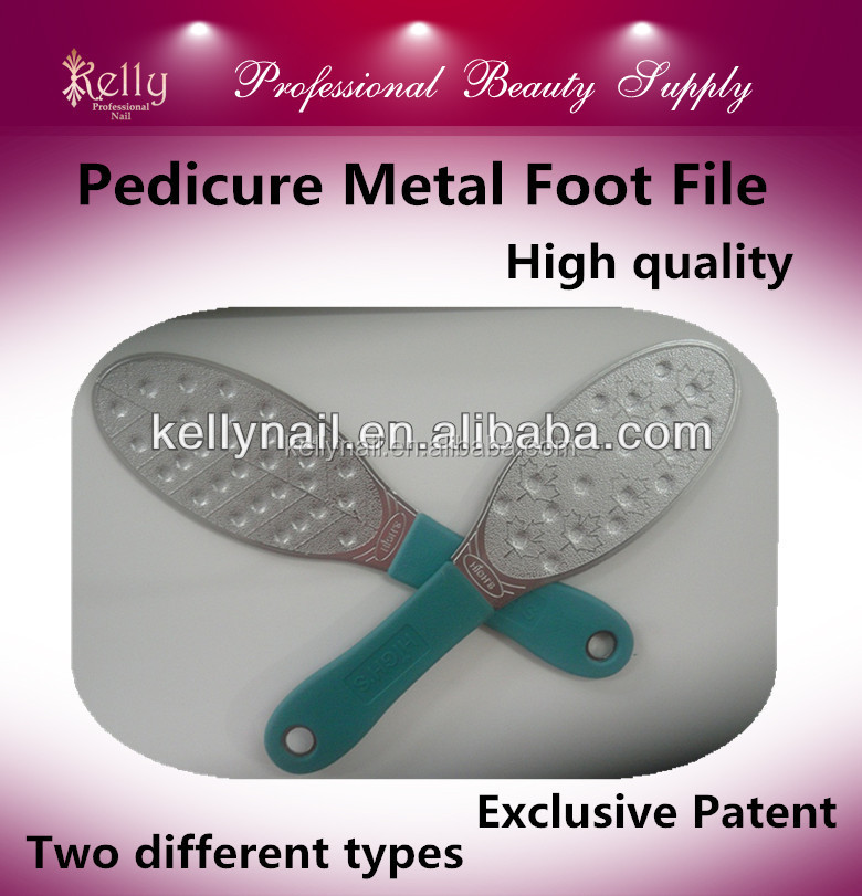 Stainless Steel Foot File Pedicure File Callus Remover